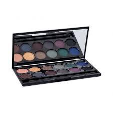 sleek makeup i divine eyeshadow palette oční stíny pro ženy