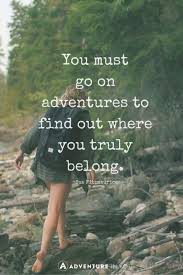Quotes On Adventure Adorable 48 Most Inspiring Adventure Quotes Of All Time