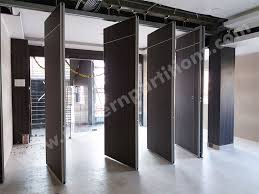 movable operable partition walls
