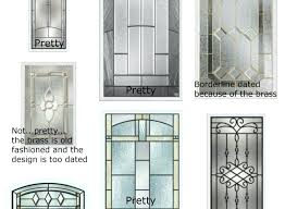 stain glass door inserts glass door glass panel exterior door front door sidelights replacement entry door stain glass door inserts
