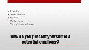 Resume Writing 101 Amy Friedlander Ppt Download