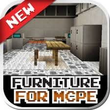 Furniture Mod for Minecraft PE Pocket Edition – Available for