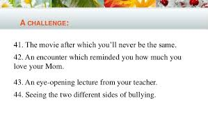 interesting college essay topics 13