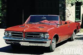 1967 Pontiac GTO - Great Drives & Classic Cars - Automobile Magazine