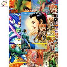 Truyện Tranh Màu Thiên Long Bát Bộ 52 Tập, giá tốt nhất 470,000đ! Mua nhanh  tay!