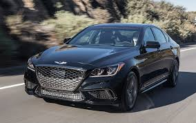 2018 genesis g80 sport price. Exellent Sport 2018 Genesis G80 Gets New V6 Turbo Sport Edition  And Genesis G80 Sport Price