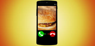 fake <b>call burger</b> game - Apps on Google Play