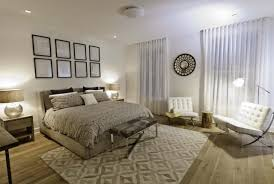 Bedroom Rug Placement Ideas Home Design Ideas