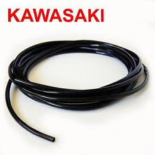 kawasaki nos wiring harness g5 ke100 item 3 vintage kawasaki wiring harness soft black shiny pvc metric sleeving 8mm i d