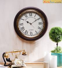wall clock for office. Artshai Big 16 Inch Antique Look Wall Clock. Home \u0026 Office Clocks Artshai887 Clock For