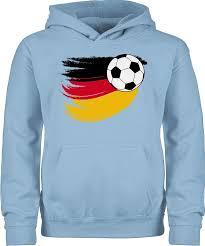 Der dritte spieltag der em geht weiter. Shirtracer Hoodie Deutschland Fussball Fussball Em 2021 Kinder Kinder Premium Kapuzenpullover Europameisterschaft Fanartikel Trikot Online Kaufen Otto
