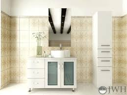bathroom cabinets for sinks white single bathroom vanity single vessel sink vanity white menards bathroom cabinets