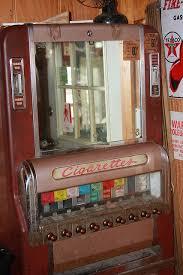 Cigarette Vending Machine For Sale Vintage Impressive CIGARETTES Cig Machines Pinterest Vending Machine Vintage And