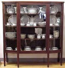 modern china cabinet display ideas - Google Search