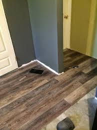 vinyl plank flooring review diy install