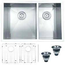 vigo stainless steel kitchen sink grid d shaped collection grids