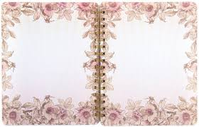 all for love spiral notebook from elizabeth s embellishments