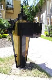 custom metal mailbox.  Mailbox Another Design By Dustin Miller 100 Original And Custom Metal Aluminum  Mailbox Sculpture To Custom Metal Mailbox