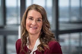 Melinda Gates: Eine Feministin findet ihre Stimme