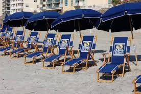beach umbrella and chair. Beautiful Beach Beach Concessions  Ordinances Weddings Wheelchairs  Chair And Umbrella Rentals  Inside And