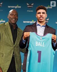 Charlotte Hornets select LaMelo Ball ...