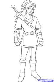36 Most Inspiring Zelda Coloring Pages Images Printable Coloring