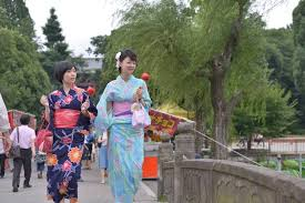 Having Fun At <b>Summer Festivals</b> In A Yukata - <b>Women's</b> Edition ...