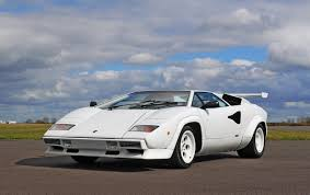 Lamborghini Countach Reviews, Specs & Prices - Top Speed