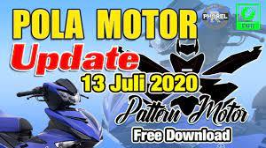 Download pola decal motor yamaha x ride free : Pola Motor Gratis Free Format Coreldraw X7 Youtube