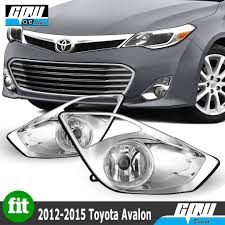 2015 Toyota Avalon Fog Light Assembly Amazon Com Cpw Replacement For 2013 2015 Toyota Avalon
