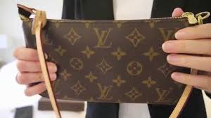 louis vuitton pochette. louis vuitton pochette accessoires nm monogram bag quick look \u0026 review - youtube