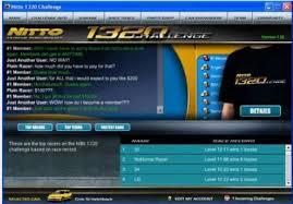 نتيجة بحث الصور عن لعبة سباق سيارات اون لاين NITTO 1320 للكمبيوتر