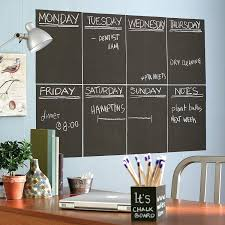 com wallies wall decals reusable slate gray chalkboard wall 1