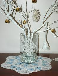 Decorated Jam Jars For Christmas Glass Vase Decorated With Lace Advanced Embroidery Designs 99