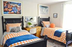 Designing a shared boys room for Habitat for Humanity