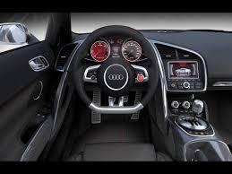 2008 Audi R8 V12 TDI - Dashboard - 1280x960 - Wallpaper