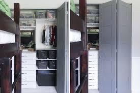 how to build a small closet organizer