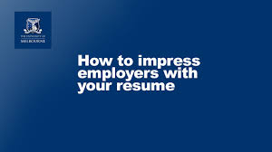 How To Impress Employers With Your Resume Australia Plus Youtube