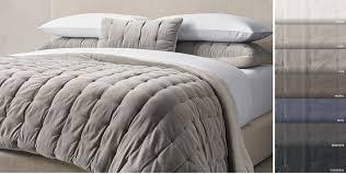Quilts & Coverlets | RH & Velvet & Linen Tufted Quilt & Sham Free Shipping Adamdwight.com