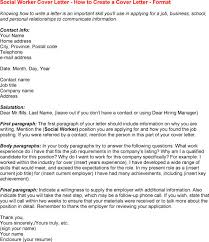 of social worker cover letter for resume then customize your letter within cover letter social work resume cover letters that work