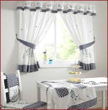 Küchenvorhänge Elegante Küchengardinen 20 Design Ideen Für