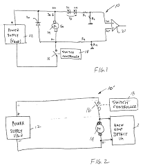 Mechanical electrical medium size patent us20030210011 stall protection based on back emf drawing dc motor
