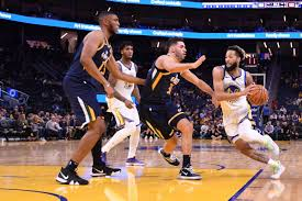 Three Takeaways From The Jazz Bullying The Warriors In Chase