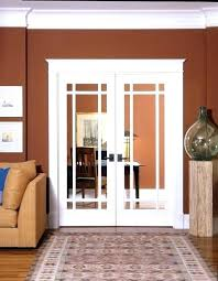 decorative interior glass doors 9 lite door home office etched reliabilt