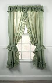 Priscilla Curtains For Bedroom One Rod Cross Ruffled Window Curtains With  Tie Backs Priscilla Curtains Bedroom