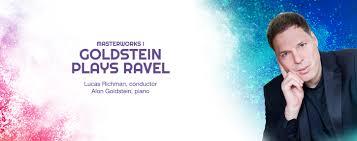 Goldstein Plays <b>Ravel</b> - Bangor Symphony Orchestra