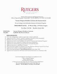 Profile Resume Examples Free Senior Executive Resume Examples