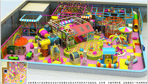candy castle theme kids indoor playground for china manufacturer
