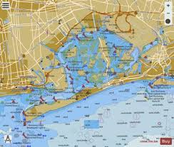 Jamaica Bay And Rockaway Inlet Marine Chart Us12350_p691