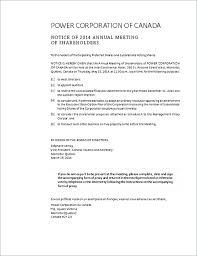 Corporate Shareholder Meeting Minutes Template Annual Sample Minute